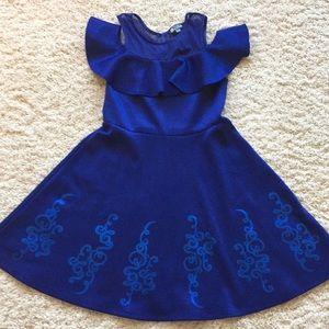 Disney Descendants 2 dress